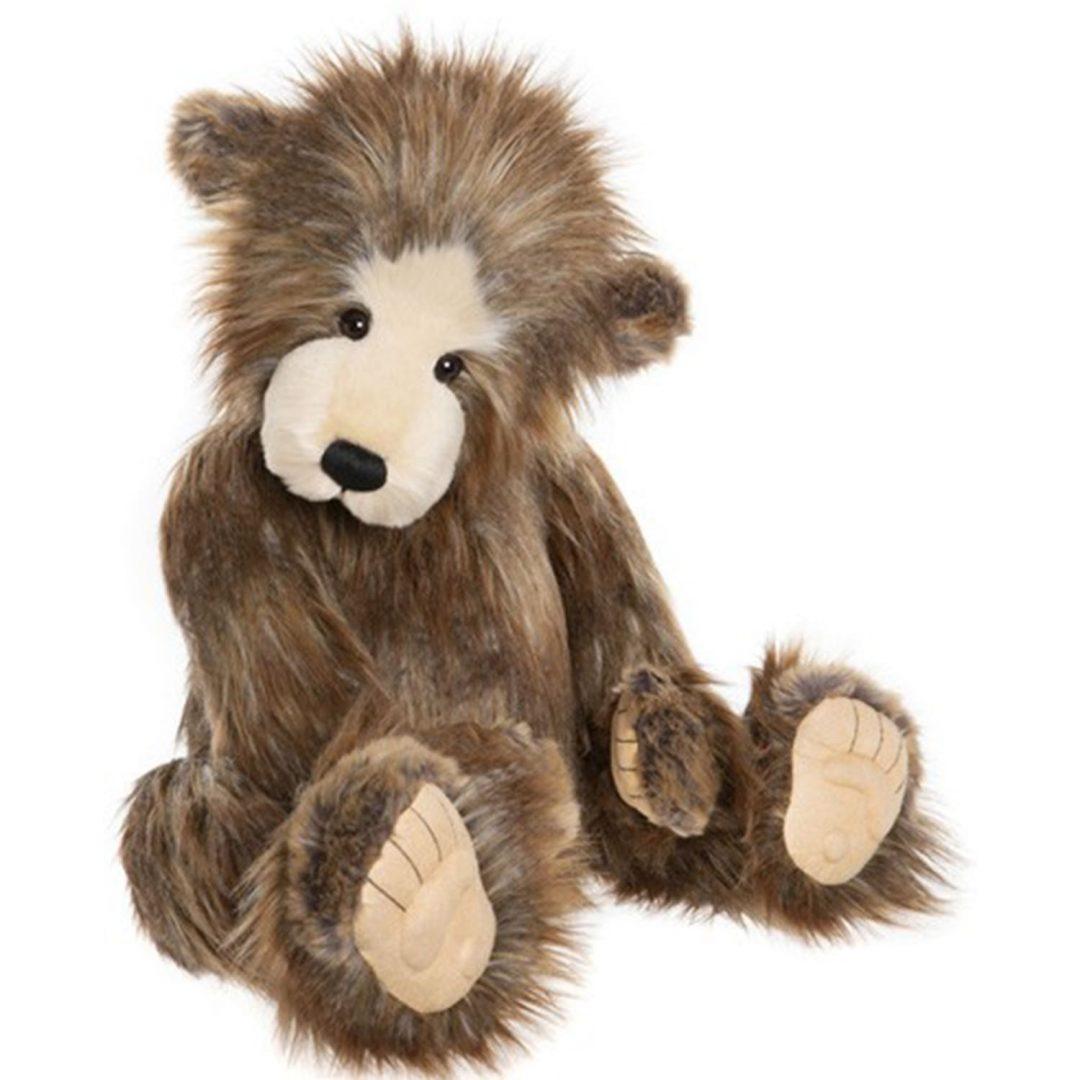 Chunky Charlie Bear Teddy Mary Shortle