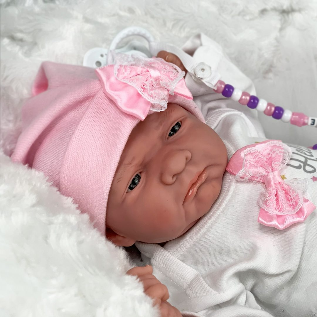 Cora Reborn Baby Girl Doll Mary Shortle