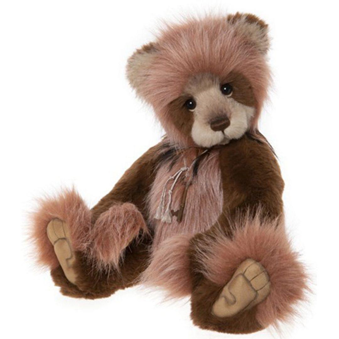 Denise Charlie Bear Teddy Collector Mary Shortle