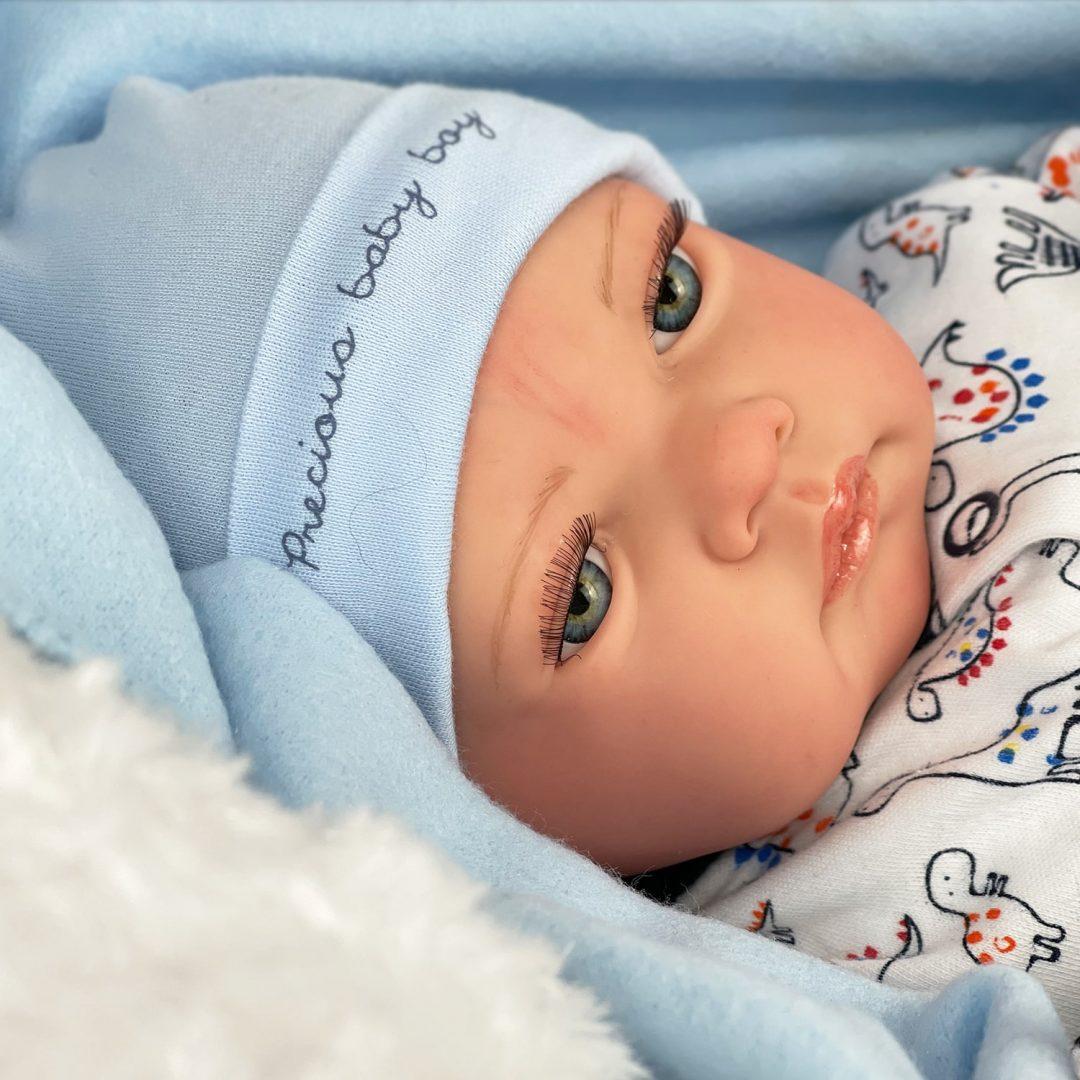 Harry Reborn Baby Boy Doll Mary Shortle