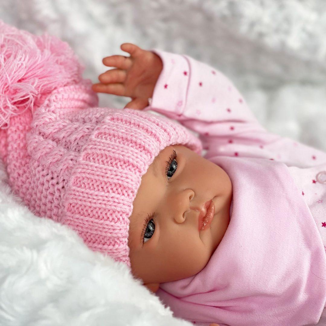Isla-Rose Reborn Baby Doll Comforter Mary Shortle