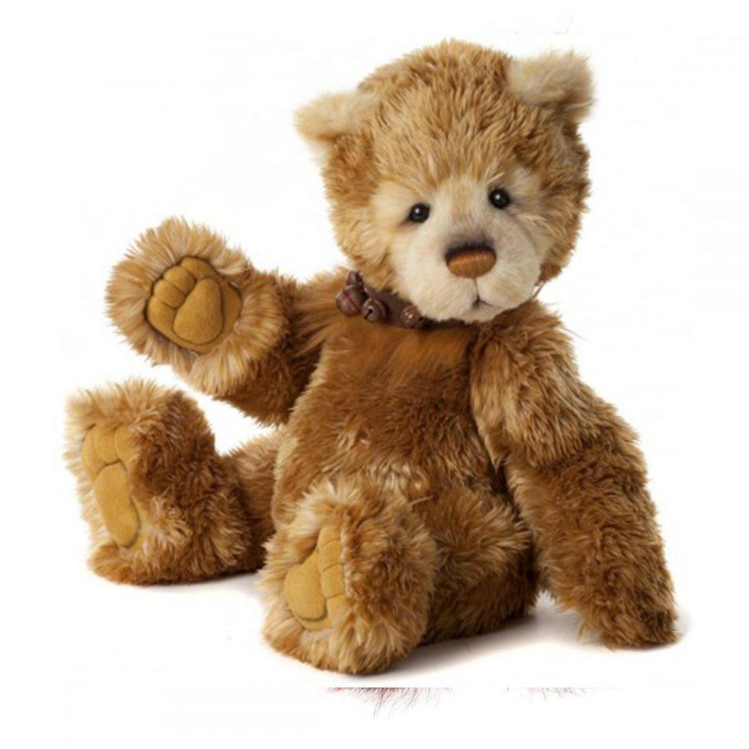 Lionheart Charlie Bear Mary Shortle 2-min (2)