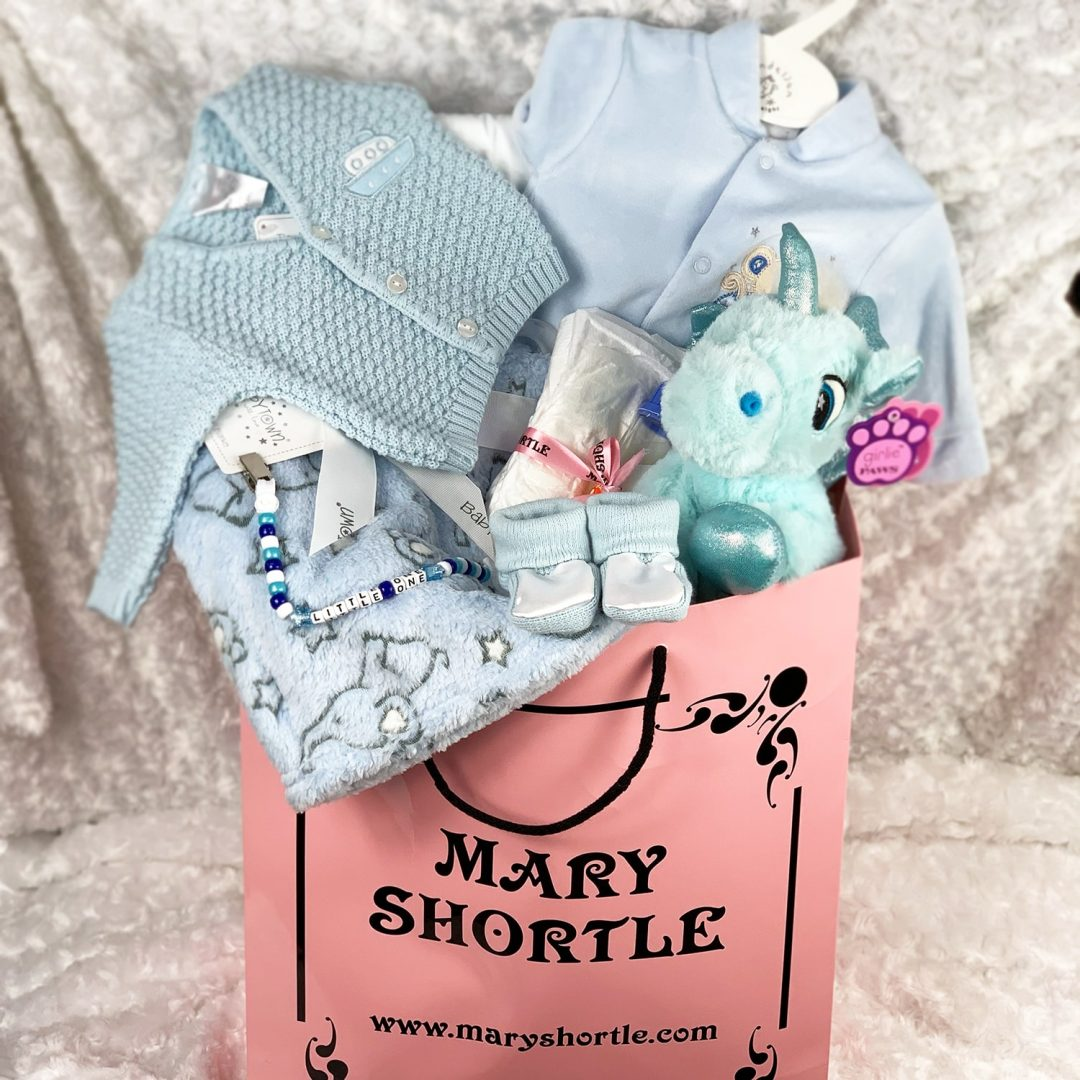 Mary Shortle Deluxe Boys Bag Hamper