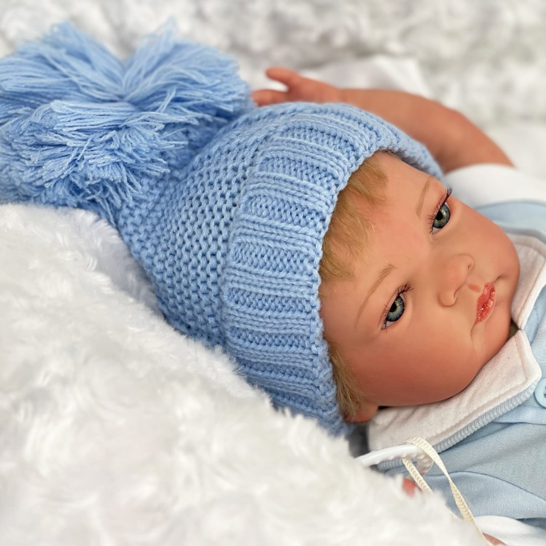 Noel Reborn Boy Doll Mary ShortleNoel Reborn Boy Doll Mary Shortle