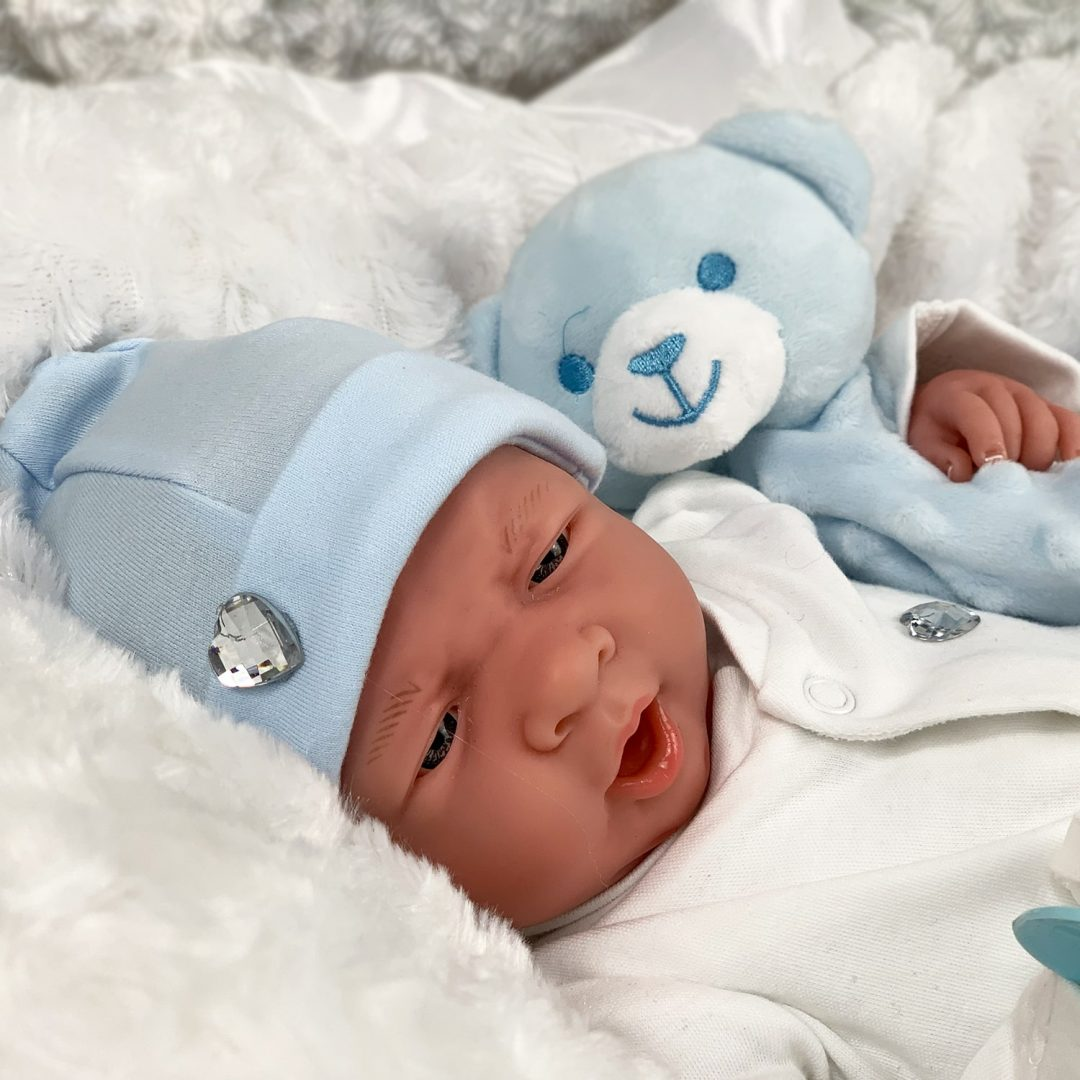 Oliver Reborn Baby Boy Doll Mary Shortle