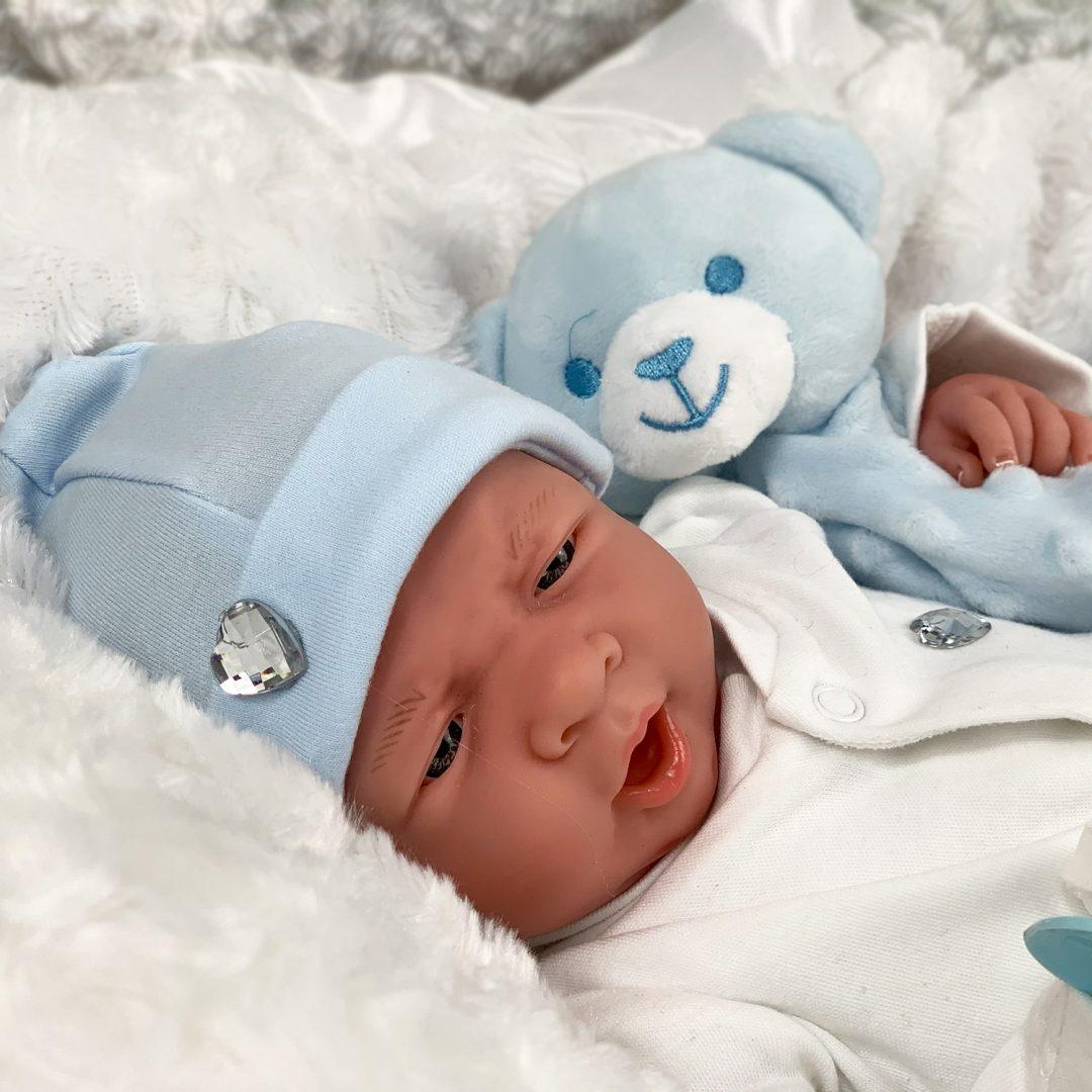 Oliver Reborn Baby Boy Doll Mary Shortle