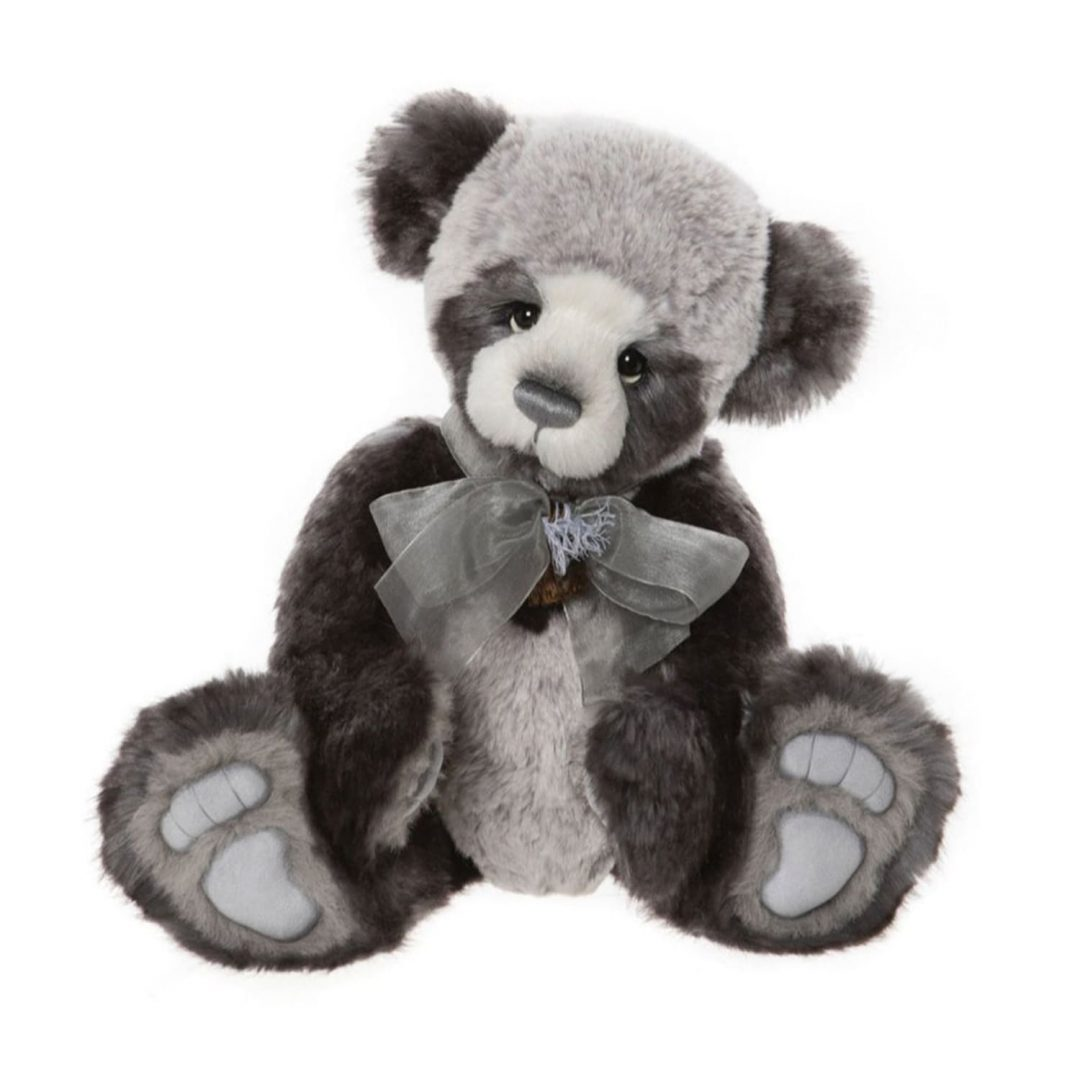 Roger Charlie Bear Teddy Mary Shortle