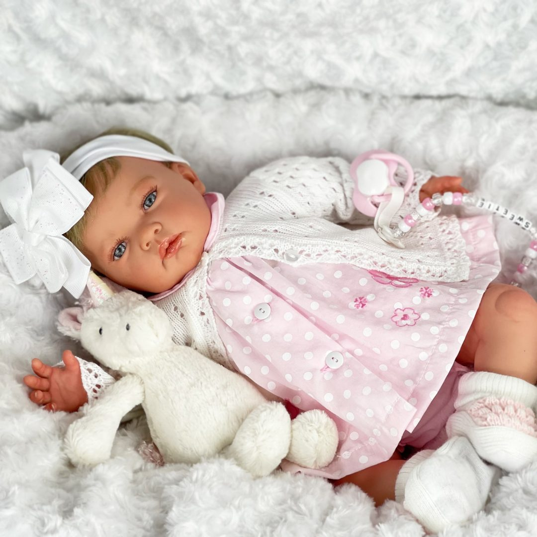 Sofia-Mae Reborn Baby Doll Mary Shortle