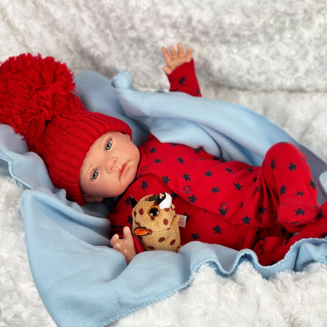 William Reborn Baby Boy Doll Mary Shortle