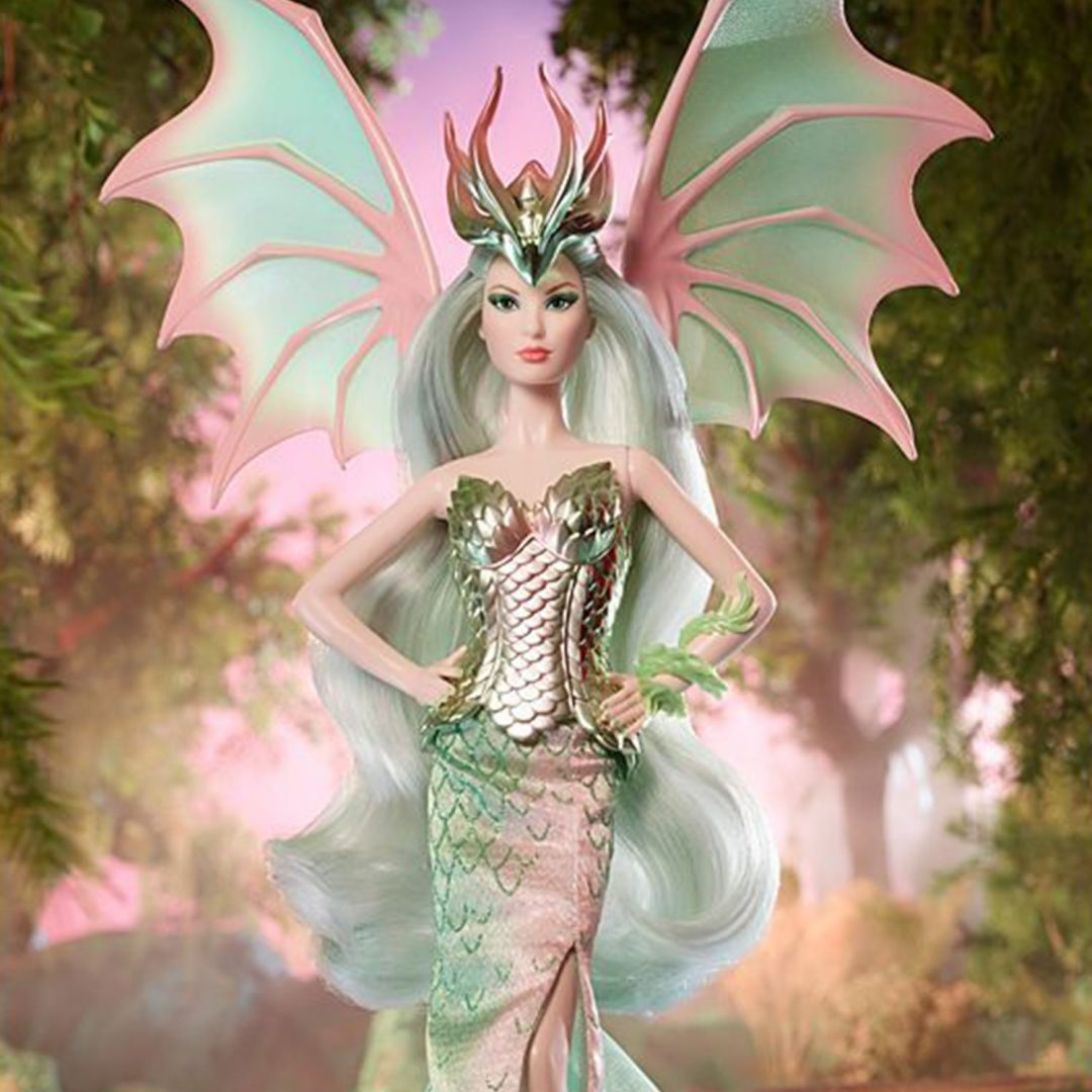 Barbie Dragon Empress Doll Mary Shortle
