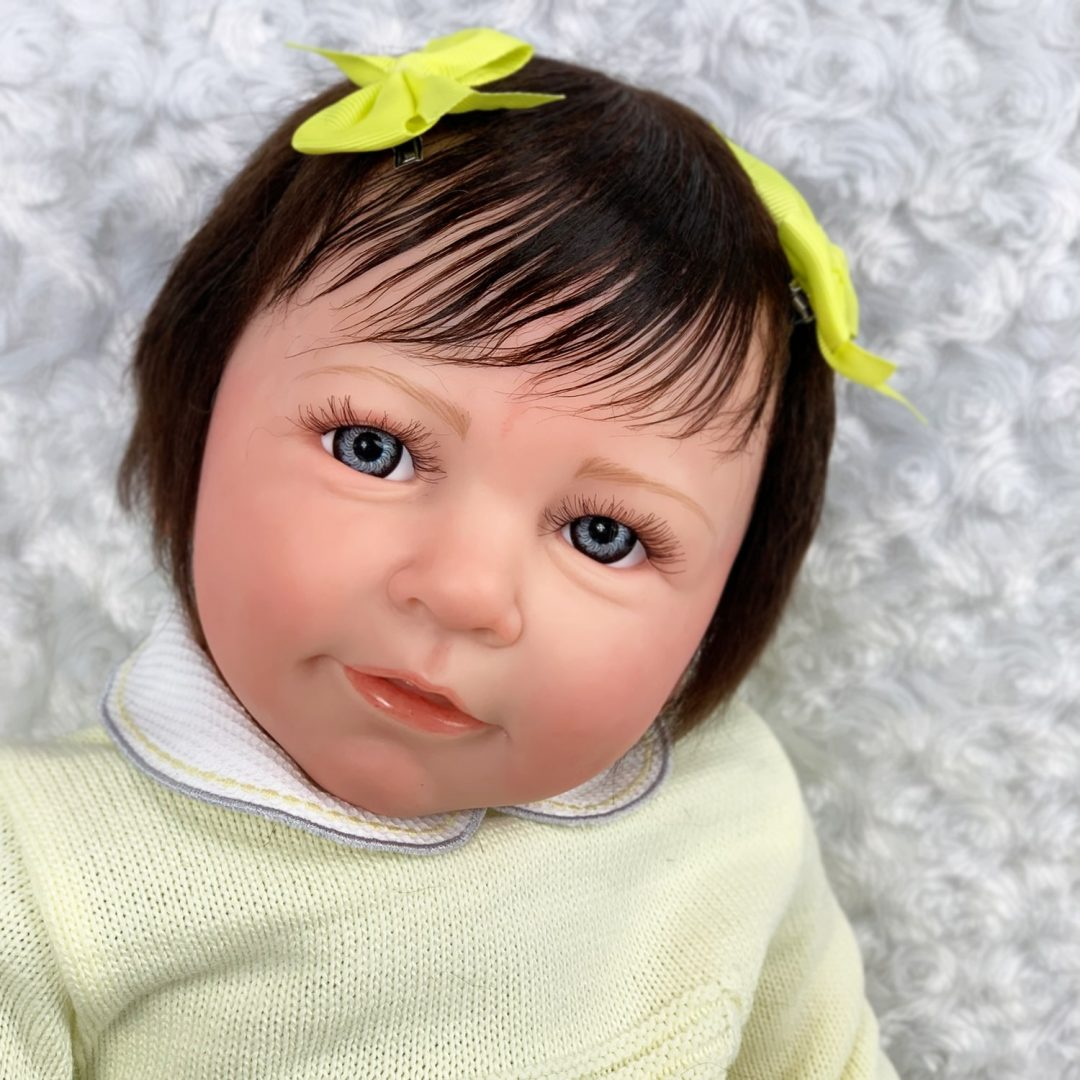 Buttercup Girl Reborn Doll Mary Shortle