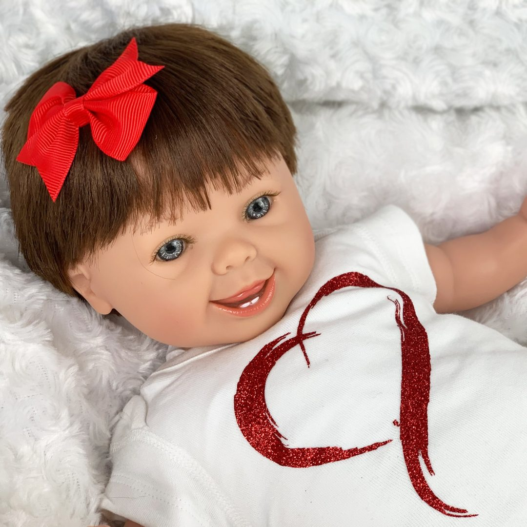Oona Reborn Girl Baby Doll Mary Shortle