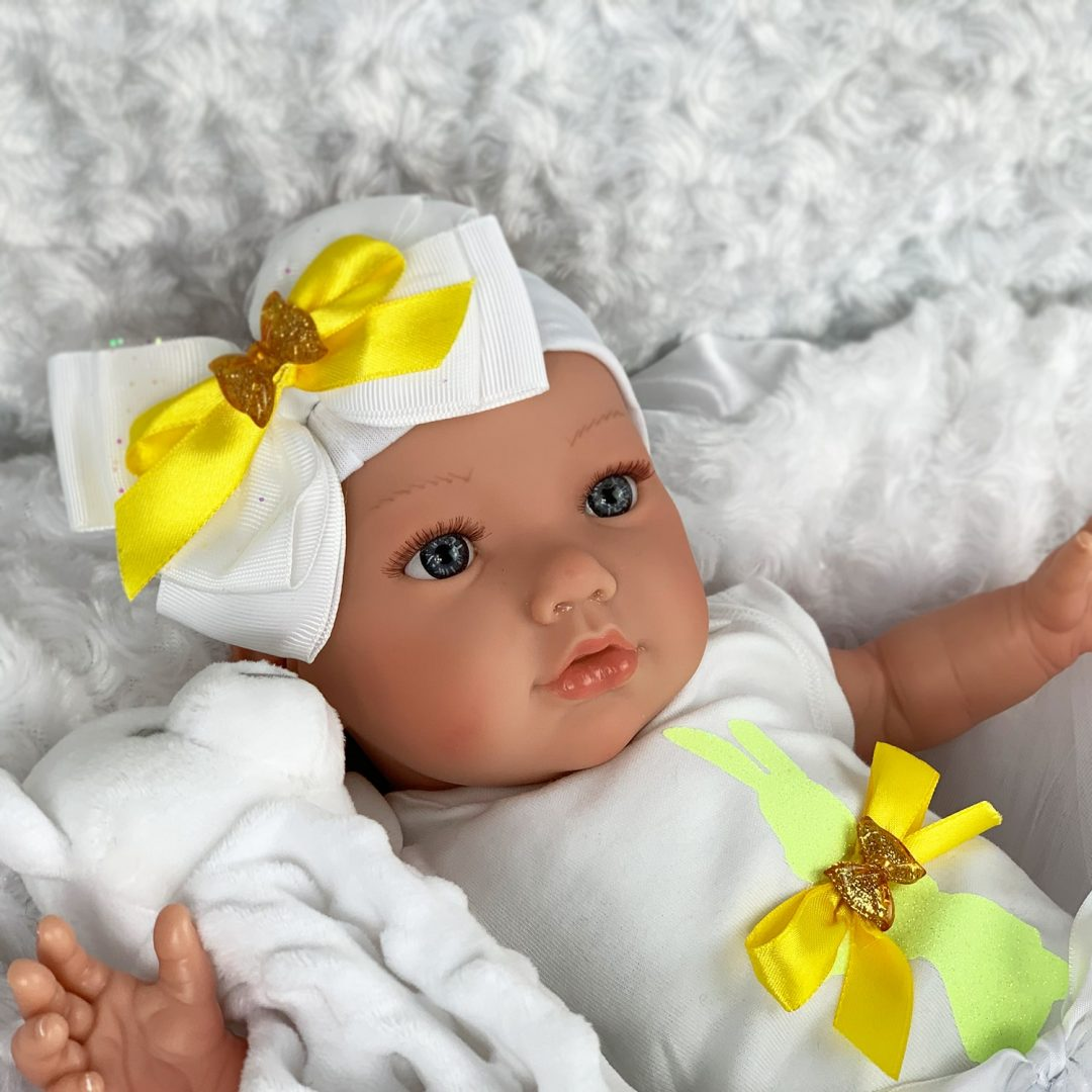 Petal Girl Reborn Baby Doll Mary Shortle