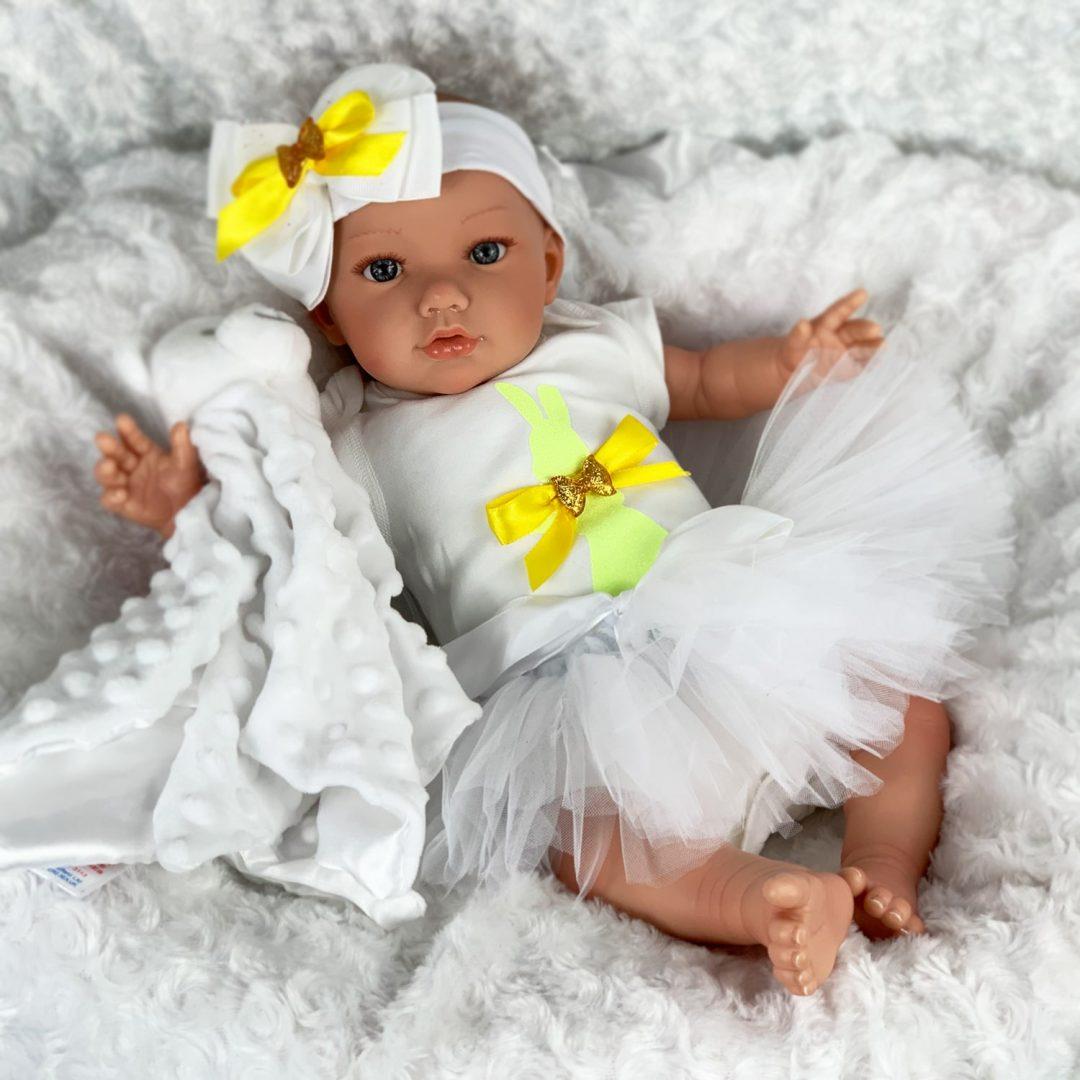 Petal Girl Reborn Baby Doll Mary Shortle