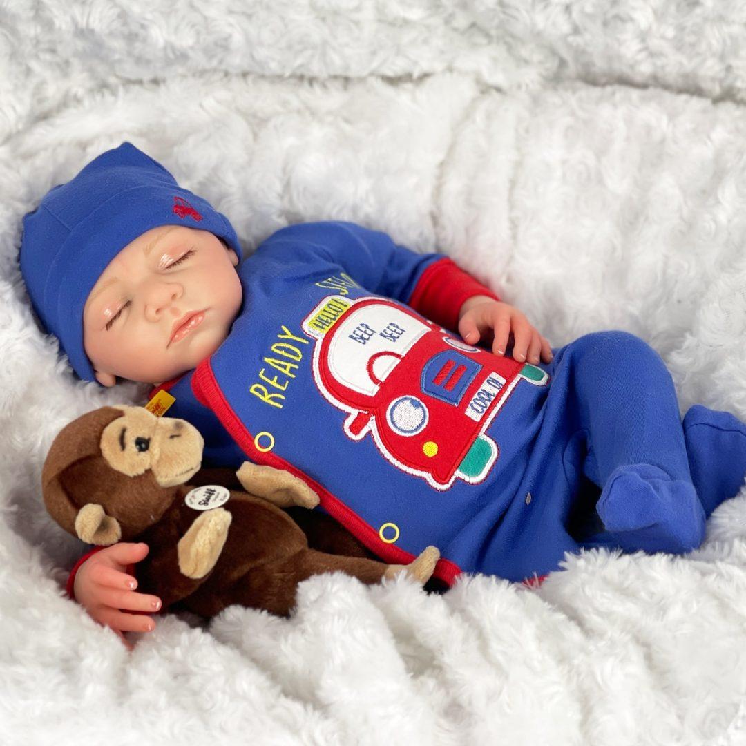 Evan Reborn Baby Doll Mary Shortle 1-min