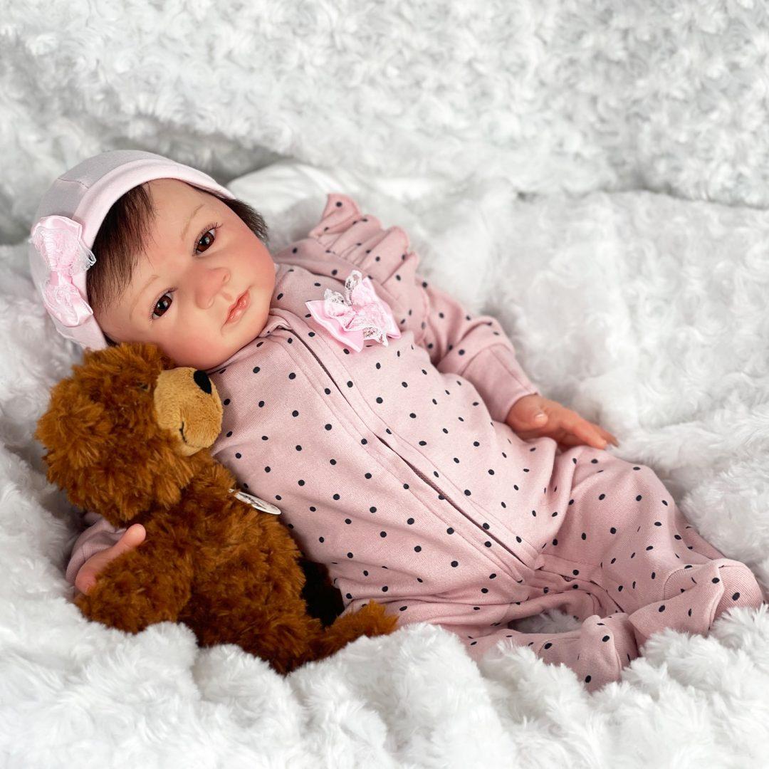 Freya Reborn Baby Doll Mary Shortle 0-min