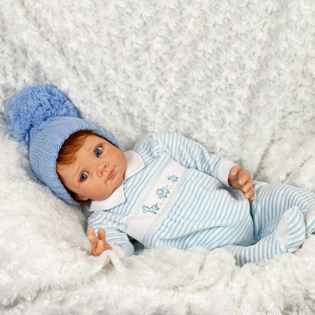 Benny-Joe Reborn Baby Mary Shortle 2-min