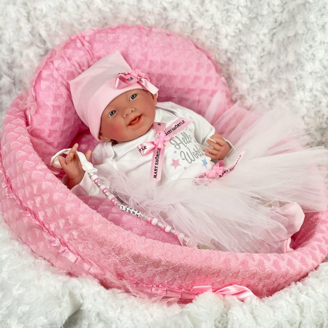 Princess Mary Reborn Baby Doll Mary Shortle 2-min